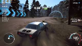 Need for Speed Payback - Newhaven circuit  WR @ 3:23:90