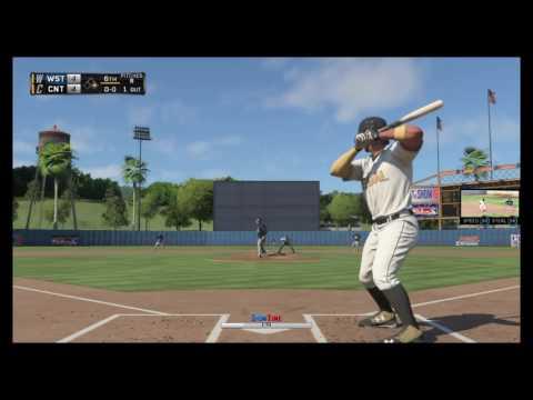 MLB 16 The Show MY CAREER Shortstop Amateur Showcase
