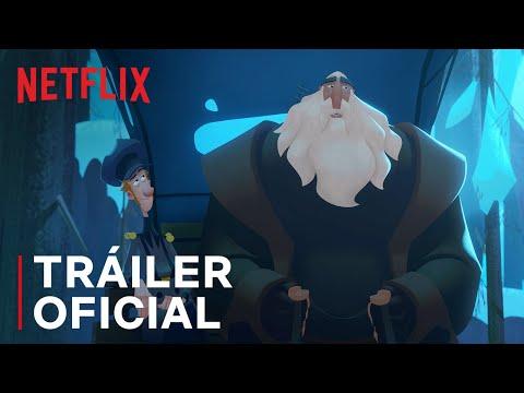 La Leyenda de Klaus   Tráiler oficial   Netflix
