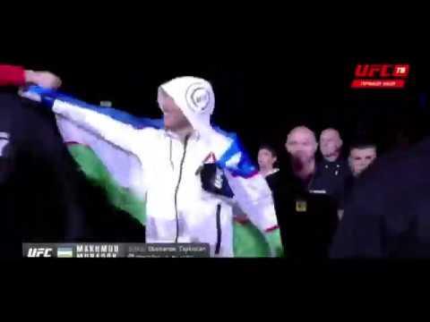 МАХМУД МУРАДОВ НА UFC!