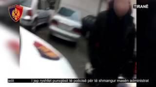 Goditet një tjetër rast i mitëdhënies - Policia e Tiranës