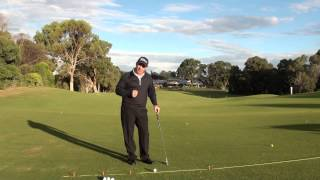 Elite Golfer Improvement System: The Approach Wedge Drill