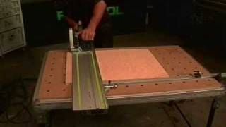 Festool Multi-function Table Presented By Woodcraft