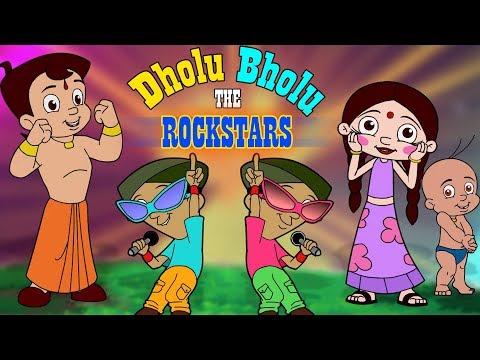 Chhota Bheem | Dholu Bholu - The Rockstars