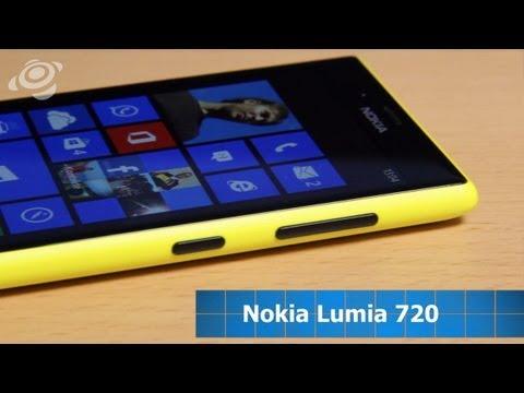 Nokia Lumia 720 im Hands-On Review [HD] Deutsch