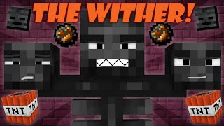 How The Wither was Made - Minecraft