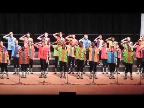 The World Choir Games in Sochi 2016 - Republic of South Africa part 2