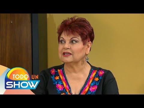 Recibimos La Visita De Una Gran Actriz Con 47 Años De Trayectoria: Lupita Sandoval.