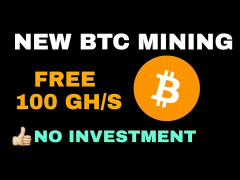 New Bitcoin Mining Site   Best Mining Site 2018   Earn Free Crypto