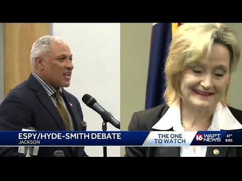 Espy, Hyde-Smith set to debate