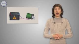 Физика 8 Электрический ток