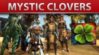 Guild Wars 2 - Mystic Clover Adventure & Precursor Scavenger Hunt Update thumbnail