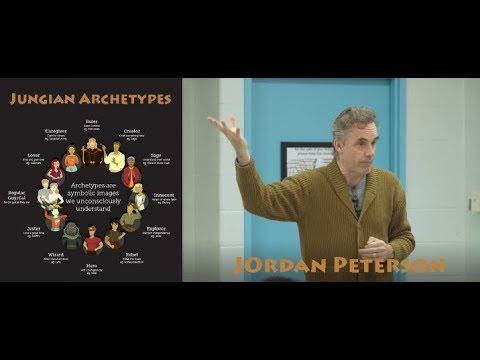 Jordan Peterson: Jungian Archetypes etc.