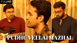 Pudhu Vellai Mazhai cover | ROJA | HD Music Video | Scene Contra: The band