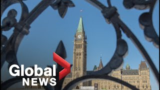 Coronavirus outbreak: Canada's Parliament negotiates working during the pandemic