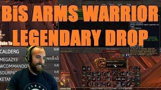 Bajheera - BiS ARMS WARRIOR LEGENDARY DROP (2600+ ARENA) - WoW Legion 7.3 Warrior PvP