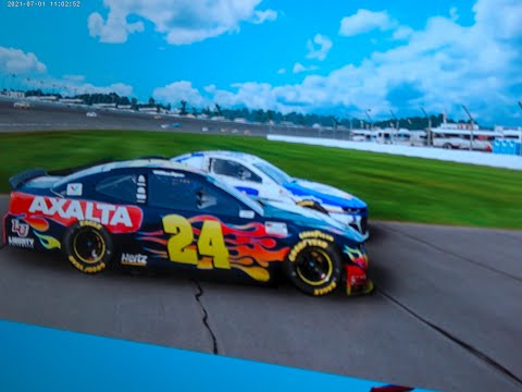 NASCAR Heat 5! First Gaming Video!!! |