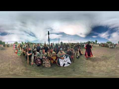 360° Viking Battle   National Geographic