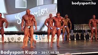 Masters 40-50 év között - Bodysport Kupa 2017.10.28 - Kvalifikációs