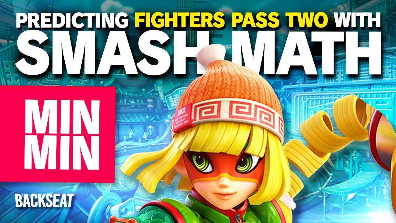 Deconfirming Fighters using SMASH MATH   Min Min Update   Backseat Game Development