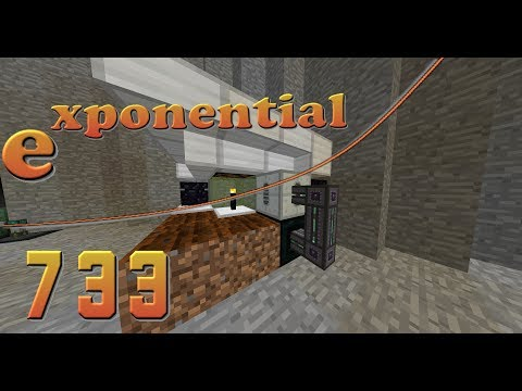 Exponential 733 Уборка и фиксы