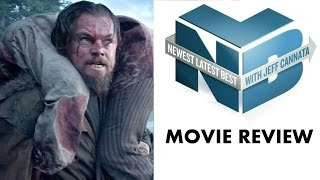 NLB Mini - Movie Review - The Revenant