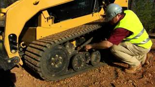 Cat® Skid Steer and Compact Track Loader Safety & Operating Tips: Part 3 - Daily Walkaround