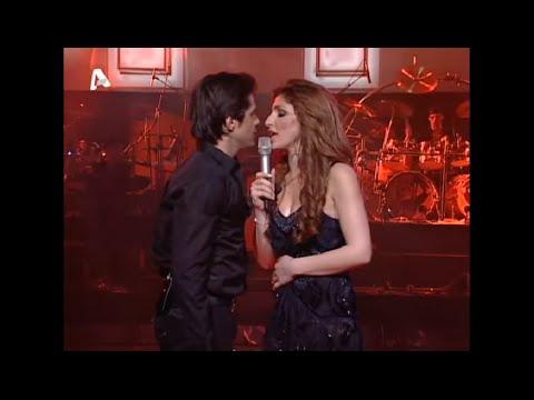 Helena Paparizou & Giorgos Tsalikis - Laiko Mix (Live @ Fever 2005)