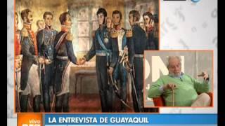 Vivo en Arg - Reflexiones - Encuentro de Guayaquil - 30-07-13