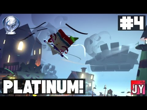 [82%] Chapter 4A - St Swithin's Moor! ~ Road to Platinum! [PS4] Tearaway Unfolded