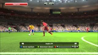 Pro Evolution Soccer 2014 PC Gameplay
