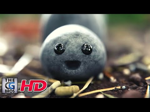 """CGI 3D Animated Short: """"Pebble"""" - by Marco Pavanello   TheCGBros"""