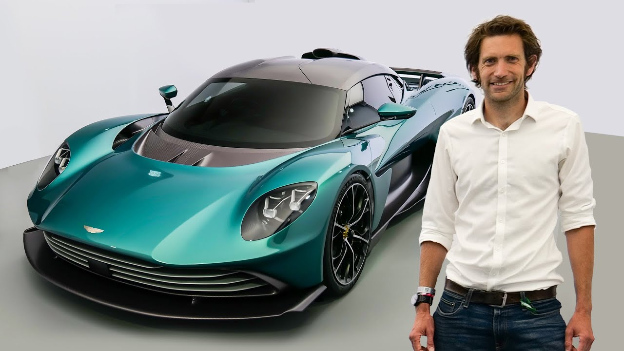 Download Aston Martin Valhalla FIRST LOOK: New V8 Hybrid Power & Lower Price   Carfection 4K