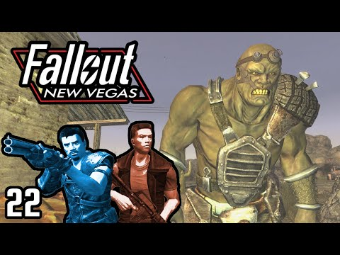 Fallout New Vegas - Grenade Launchers Are Fun - Part 22