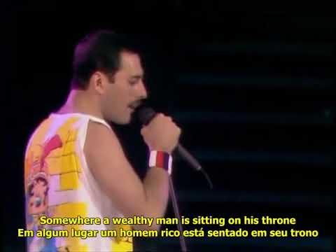 Queen - Is This The World We Created (Legendado\Traduzido) PT-BR