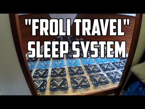 Sail Life - Froli Travel Sleep System, part 1