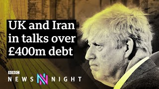 What can the UK & US do to secure the release of its citizens held prisoner in Iran? - BBC Newsnight