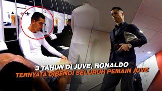 TERUNGKAP FAKTA BARU 😱 Sudah Pasti Tinggalkan Juventus Ronaldo Ternyata Dibenci