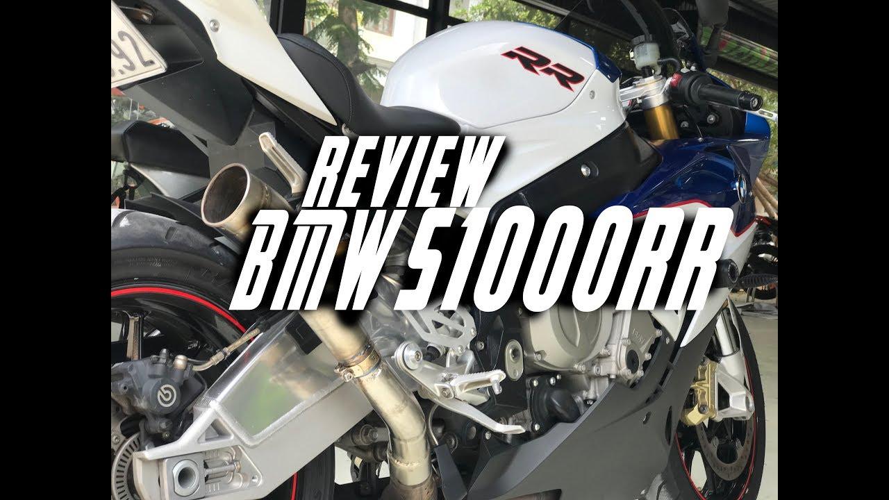Review S1000RR 2016 siêu keng #VinhPhanMotoVlog