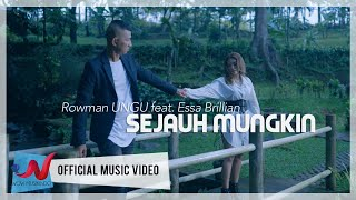 Rowman Ungu Ft. Essa Brillian - Sejauh Mungkin (Official Music Video)