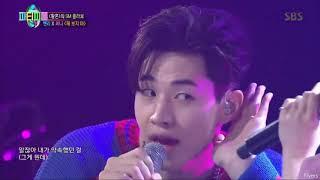 Video Sunny 이순규 x Henry 유헌화 U & I JYP Party People download MP3, 3GP, MP4, WEBM, AVI, FLV April 2018