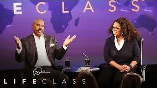 Ask Steve Harvey: Why Are Family Members So Critical? | Oprah's Lifeclass | Oprah Winfrey Network