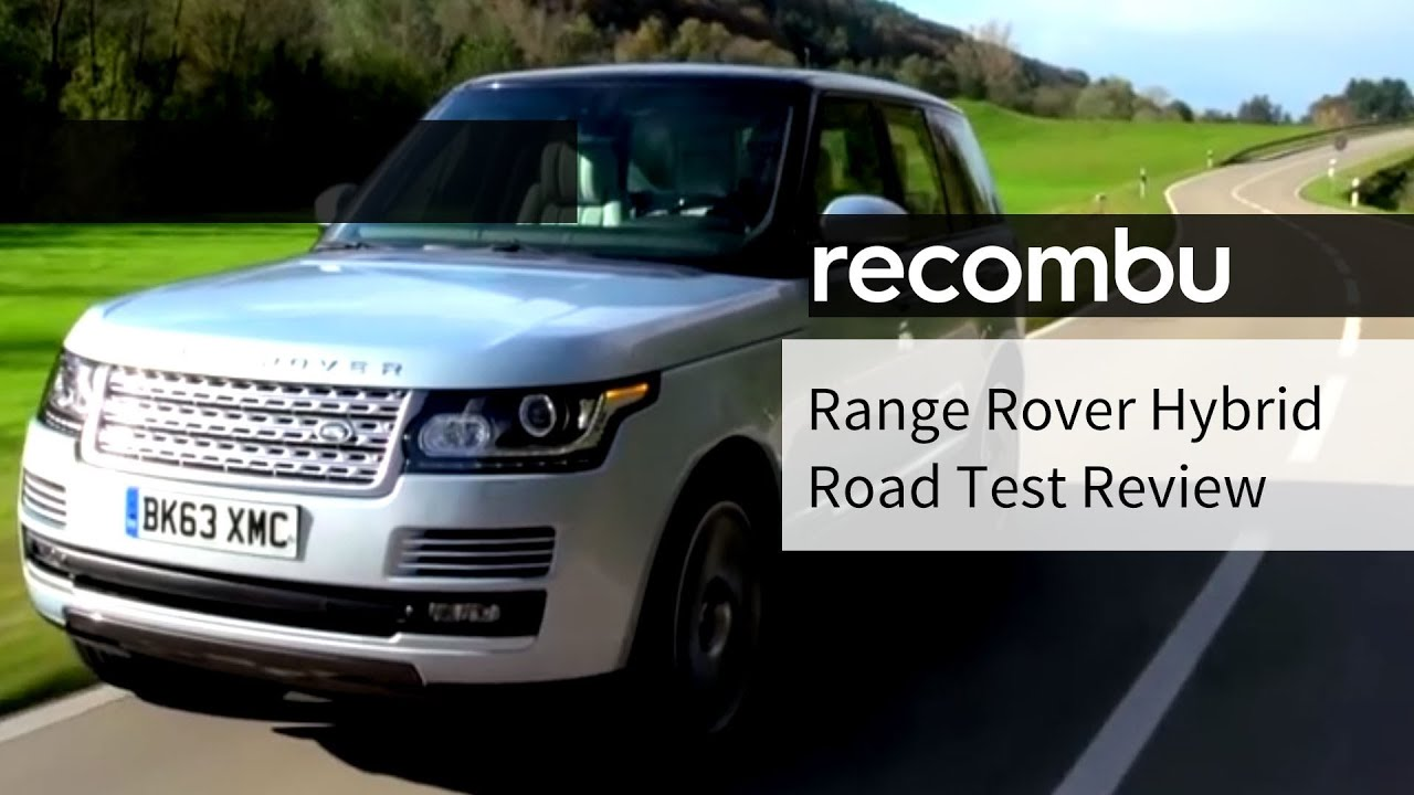 2014 Range Rover Hybrid Road Test Review