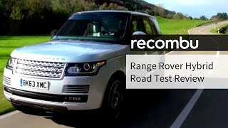 Land Rover Range Rover Hybrid 2015 Videos