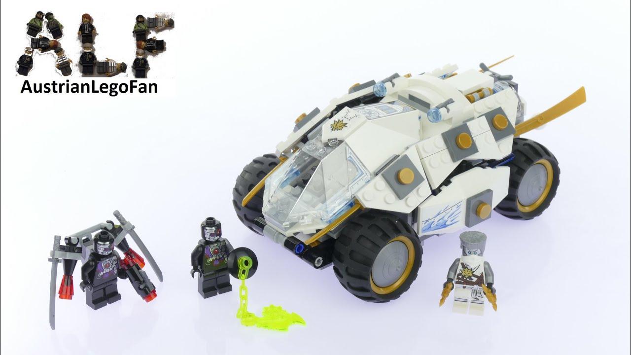 Lego Ninjago 70588 Titanium Ninja Tumbler Lego Speed