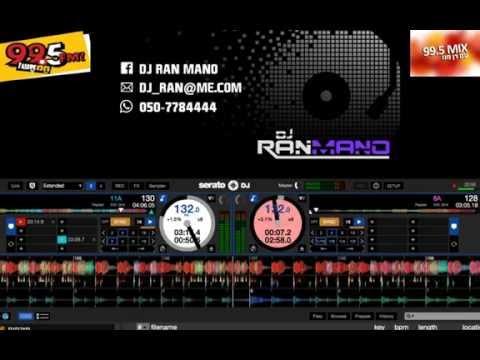 Mix 99.5 - Dj Ran Mano - 19.11.16