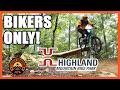 Highland Mountain Bike Park // my first visit