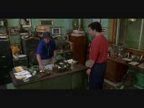 Waterboy- Colonel Sanders' Baseball Hit - YouTube