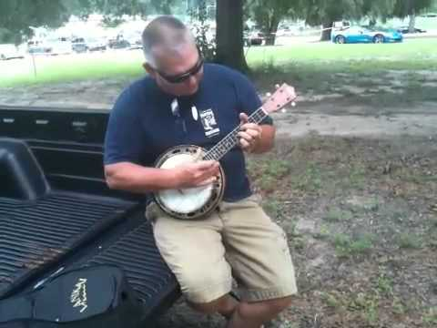 Lanikai Banjolele Resonator Youtube