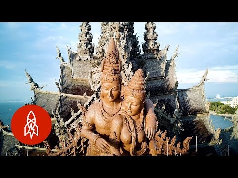 Inside Thailand's Sanctuary of Truth
